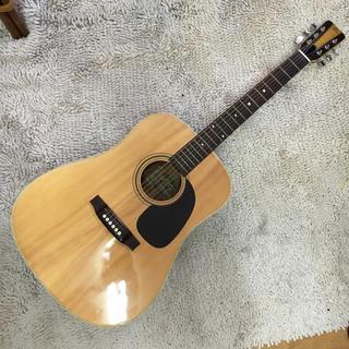jack w18アコースティックギター ジャンク品(アコースティックギター)