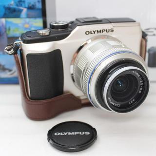 オリンパス(OLYMPUS)の❤️Wi-Fi❤️オリンパス PL2 ミラーレスカメラ(ミラーレス一眼)