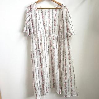 しまむら - シースルーの羽織り