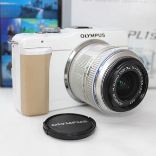 オリンパス(OLYMPUS)の❤️Wi-Fi❤️オリンパス PL1s ミラーレスカメラ(ミラーレス一眼)