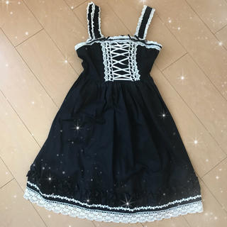 BABY,THE STARS SHINE BRIGHT - 《MAM》ロリィタJSK✴︎値下げ可