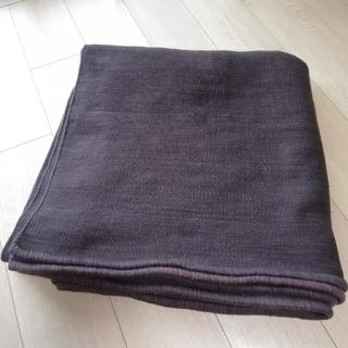 ムジルシリョウヒン(MUJI (無印良品))の美品 無印良品 インド綿 ラグ (ラグ)