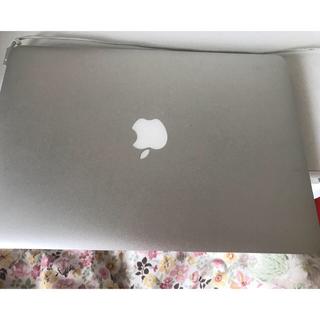 マック(Mac (Apple))のMacBook Air PC(ノートPC)