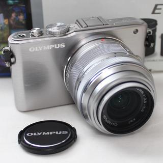 オリンパス(OLYMPUS)の❤️Wi-Fi❤️オリンパス PL3 ミラーレスカメラ(ミラーレス一眼)