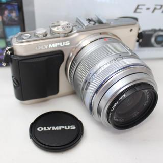 オリンパス(OLYMPUS)の❤️Wi-Fi❤️オリンパス PL5 ミラーレスカメラ(ミラーレス一眼)