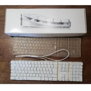 マック(Mac (Apple))のMac キーボード M9034J/A(PC周辺機器)