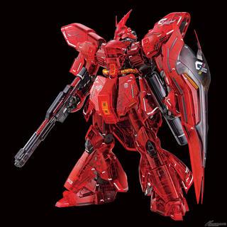 BANDAI - 送料込み 香港 限定 サザビー MG 1/100 Ver.Ka クリアカラー