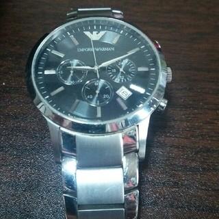 エンポリオアルマーニ(Emporio Armani)の(中古)エンポリオ・アルマーニ腕時計(腕時計(デジタル))