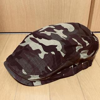 ハンチング/迷彩/帽子(ハンチング/ベレー帽)