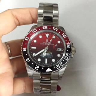 ロレックス(ROLEX)のROLEXロレックスウォッチ 腕時計 メンズ防水 自動巻き(腕時計(アナログ))