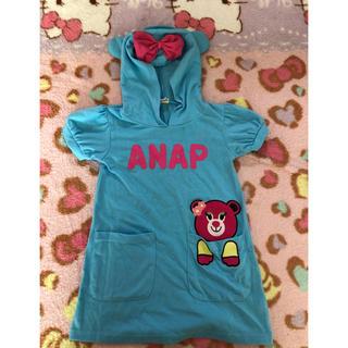 アナップキッズ(ANAP Kids)のアナップキッズ ワンピース 100(ワンピース)
