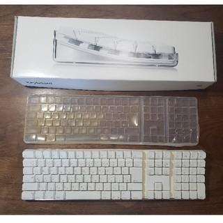 マック(Mac (Apple))のMac 純正 キーボード M9270LL/A(PC周辺機器)
