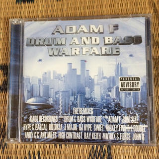 ADAM F DRUM BASS WARFARE TheRemixes(クラブ/ダンス)