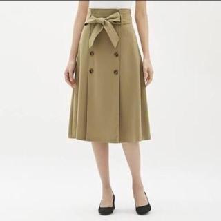 GU - GU トレンチスカート♡