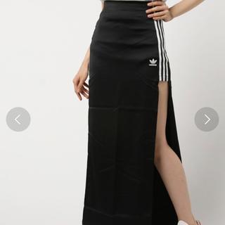 アディダス(adidas)のadidas ロングスカートSKIRT オリジナルス (ロングスカート)