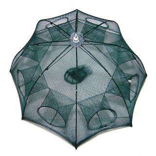 **八角網 軽量 折り畳み式 92cm エビ カニ 小魚 大漁捕穫(その他)