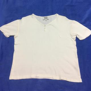 アルマーニ ジュニア(ARMANI JUNIOR)のARMANI JUNIOR オフホワイト Tシャツ42(Tシャツ(半袖/袖なし))