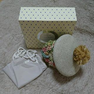 Bonpoint - ★マールマール MARLMARL★ ベレー帽 袋付き