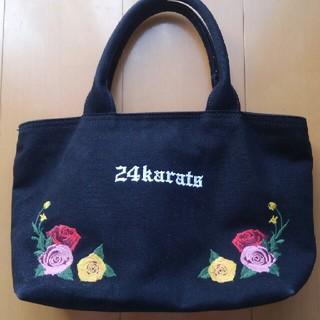 トゥエンティーフォーカラッツ(24karats)の24KARATSバック(ミュージシャン)