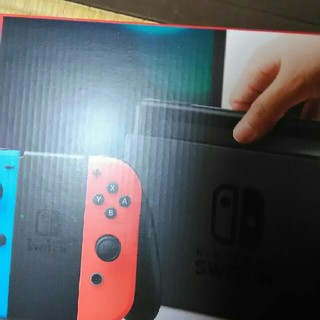 ニンテンドースイッチ(Nintendo Switch)の家電様専用 任天堂スイッチ ネオン×5(家庭用ゲーム本体)