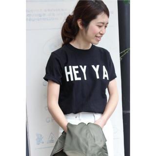SLOBE IENA CHAMPION MARK MCNAIRY 別注Tシャツ