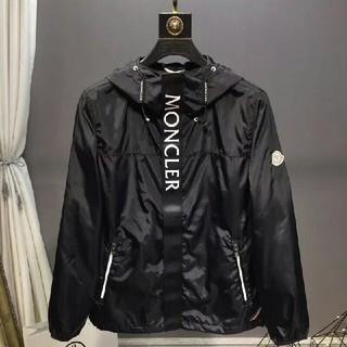 モンクレール(MONCLER)の大人気 ブランド オシャレ MONCLER ジャケット  L(Gジャン/デニムジャケット)