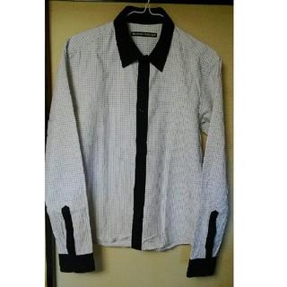 ギャスパーユルケヴィッチ(GASPARD YURIKIEVICH)のギャスパーユルケヴィッチ Gaspard Yurkievich 総柄刺繍シャツ(シャツ)