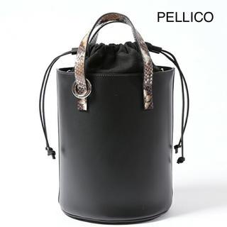 ペリーコ(PELLICO)の極美品⭐️定価42120円/PELLICO ペリーコ  2way バック (ショルダーバッグ)