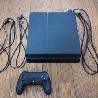 プレイステーション4(PlayStation4)のPS4 本体 1200A 500GB(家庭用ゲーム本体)