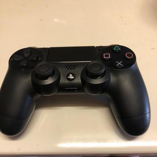 プレイステーション4(PlayStation4)のプレステ4コントローラー(家庭用ゲーム本体)