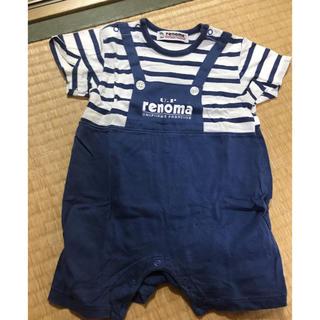 レノマ(RENOMA)のrenoma  ベビー服(カバーオール)