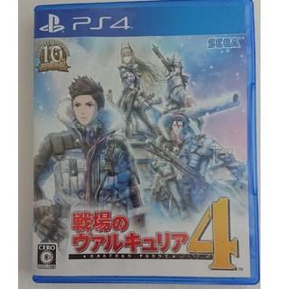 セガ(SEGA)の戦場のヴァルキュリア4 PS4(家庭用ゲームソフト)