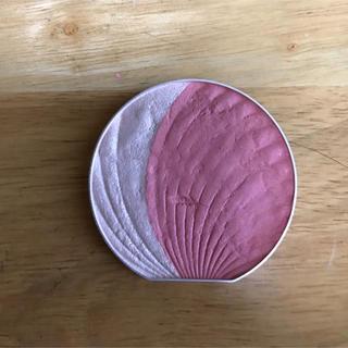 オーブ(AUBE)のAUBE ブラシチーク 02標準的な肌色に(チーク)