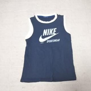 ナイキ(NIKE)のナイキ タンクトップ  140~150     サッカー スポーツ(Tシャツ/カットソー)