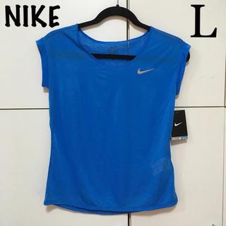 ナイキ(NIKE)のL ナイキ クールブリーズ シースルー レディース ナイキ NIKE Tシャツ(Tシャツ(半袖/袖なし))