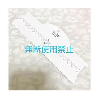 SPINNS - ♡ ハートチョーカー ホワイト ♡