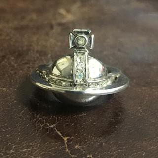 ヴィヴィアンウエストウッド(Vivienne Westwood)のヴィヴィアン 初期 ソリッドオーブ リング(リング(指輪))