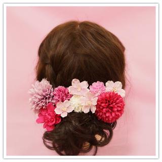 成人式 着物 結婚式 髪飾り(着物)