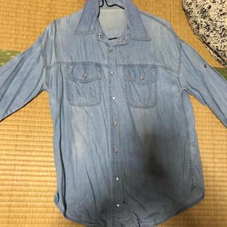しまむら - 美品♡デニムシャツ