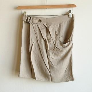 アンヴァレリーアッシュ(ANNE VALERIE HASH)の未使用AV HASH BY ANN VALERIE HASHスカート(ミニスカート)