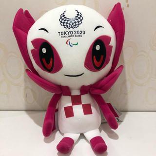 セガ(SEGA)の東京オリンピック パラリンピック 公式 マスコット 人形 ぬいぐるみ ソメイティ(ぬいぐるみ)