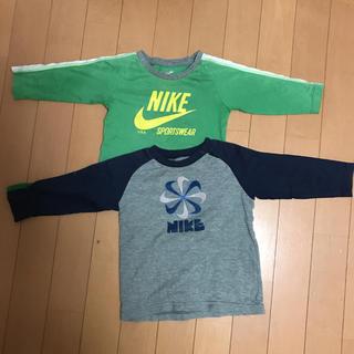 ナイキ(NIKE)のナイキジュニア90サイズ(Tシャツ/カットソー)