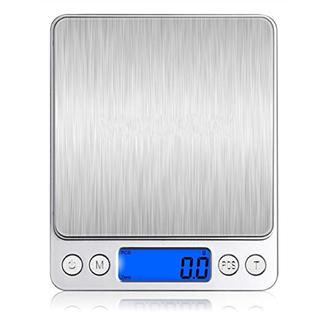 デジタル計り デジタルスケール 0.1gから3000gまで精密な計量器(その他)