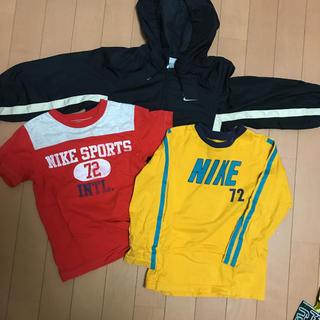 ナイキ(NIKE)のナイキジュニア110サイズ(Tシャツ/カットソー)