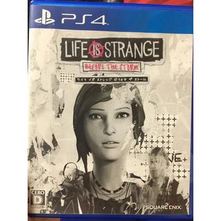 プレイステーション4(PlayStation4)のライフイズストレンジ ビフォアザストーム(家庭用ゲームソフト)