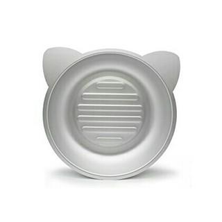 BVNDLKGJ  猫柄  ロゴ刺繍  綿100%(その他)