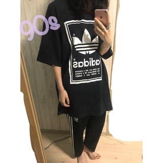 アディダス(adidas)の90s adidasoriginals トレフォイルロゴTee(Tシャツ/カットソー(半袖/袖なし))