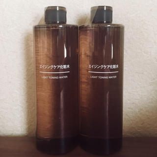 MUJI (無印良品) - 無印良品 エイジングケア 化粧水