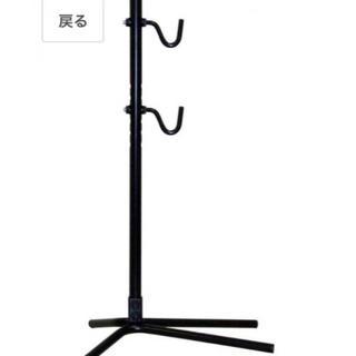 自転車用ワークスタンド フック掛け式 ディスプレイスタンド(工具/メンテナンス)