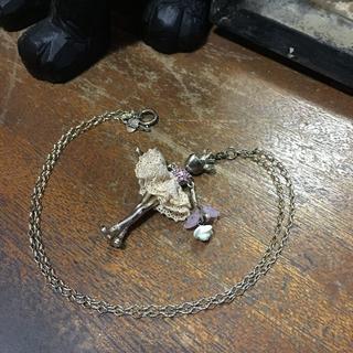 アッシュペーフランス(H.P.FRANCE)のSERVANe gAXOTTE セルバンギャゾット ネックレス USED(ネックレス)